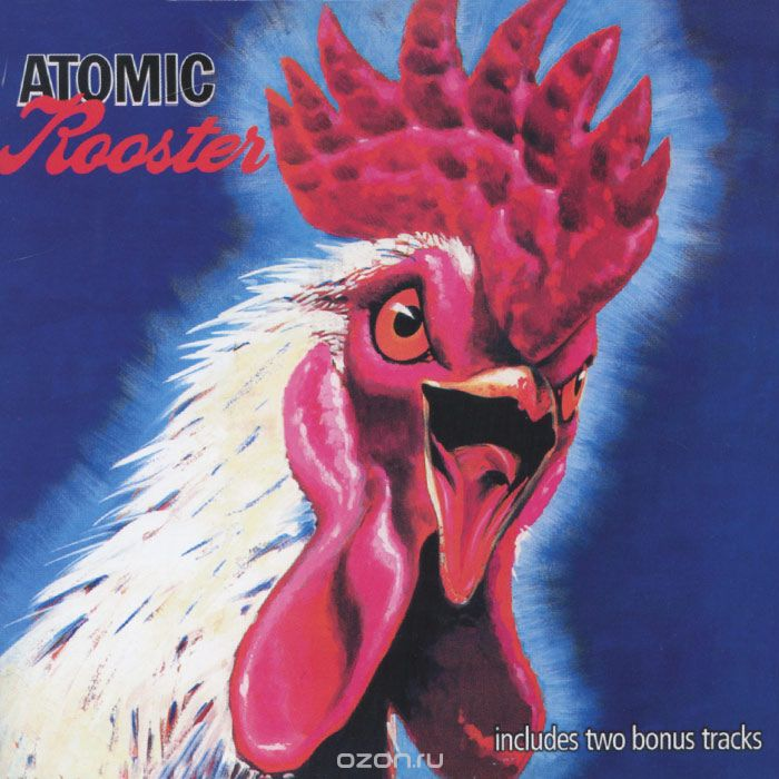 Atomic Rooster. Atomic Rooster