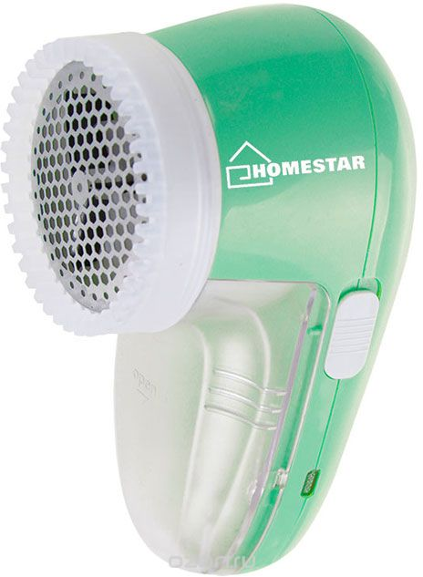 HomeStar HS-9001V, Green White машинка для удаления катышков